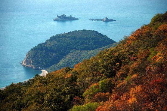 Золотая осень на Адриатическом побережье