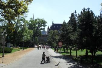 Лето в Будапеште
