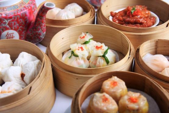 Дим-сам– популярное блюдо малайзийской кухни