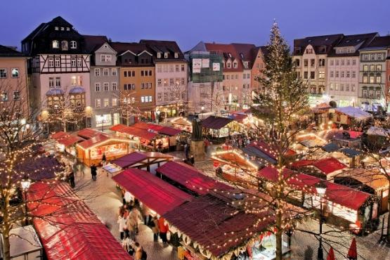 Традиционный Рождественсий рынок