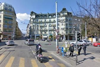 Дорожное движение в Швейцарии