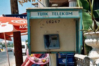 Турция фото– Таксофоны Turk Telecom