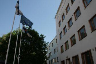 Посольство Финляндии в РФ