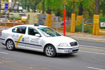 Севилья фото– Такси