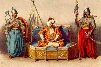 Турция фото– Турецкий султан