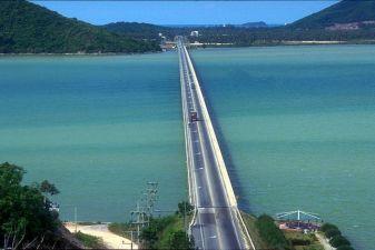 Пхукет фото – Мост Сарасин