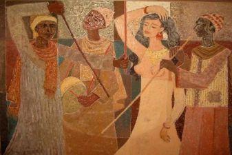 Египет фото – Современная живопись