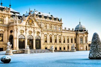 Зима в Вене