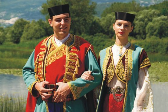 Традиционный черногорский костюм