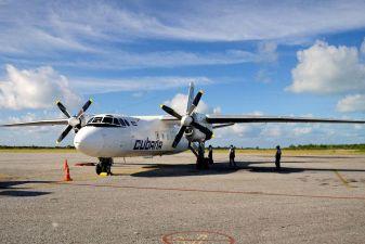 Куба фото– Самолет до островов