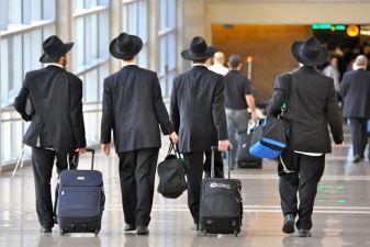 Израильтяне в аэропорту