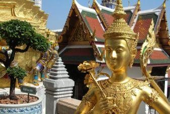 Бангкок фото – Большой королевский дворец