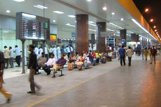 Индия фото– аэропорт Ченнаи