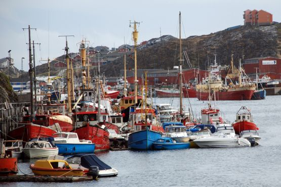 Гренландия фото– Нук