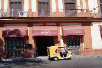 Куба фото – такси на Кубе