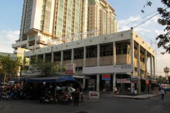 Восточный автовокзал Бангкока