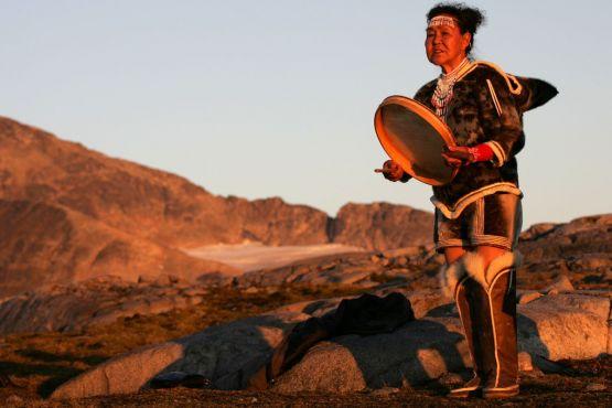 Гренландия фото– национальный колорит