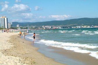 Солнечный Берег фото – Пляж