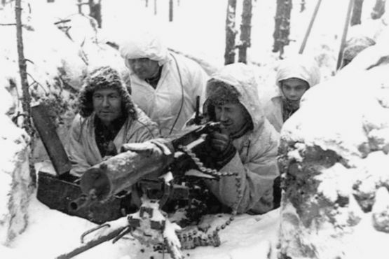 Финляндия фото– Зимняя война