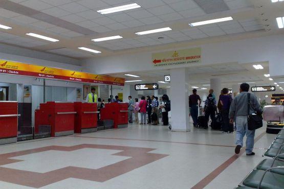 Индия фото– аэропорт Калькутты