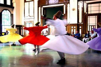 Турция фото– танец дервишей