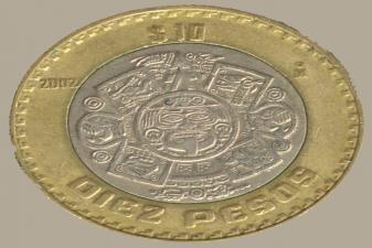 10 песо– красивейшая монета