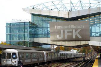 Вокзал Howard Beach Station