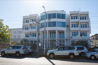 Посольство России в Абхазии