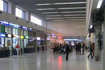 Крит фото– Аэропорт в Ираклионе