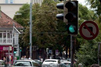 Светофоры в Граце