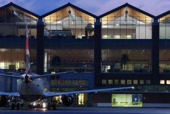 Венеция фото– аэропорт Марко Поло