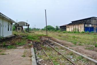 Брошенный вокзал