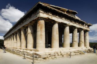 История Греции – Агора
