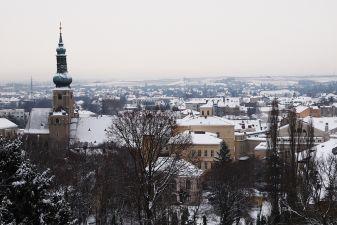 Зима в Бадене