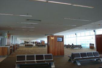 Аделаида фото– Помещение аэропорта