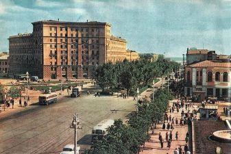 Новосибирск фото– Красный проспект