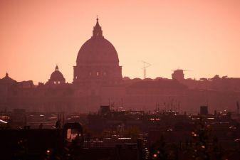 Закат на Римом