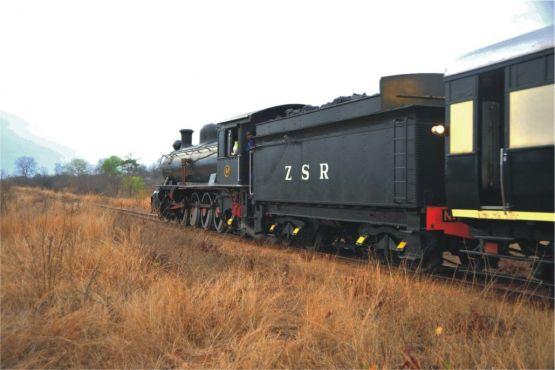 Замбия фото – Здесь до сих пор можно встретить паровозы