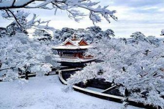 Пекин фото – зима в Пекине
