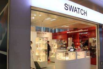 Магазины в аэропорте Женевы