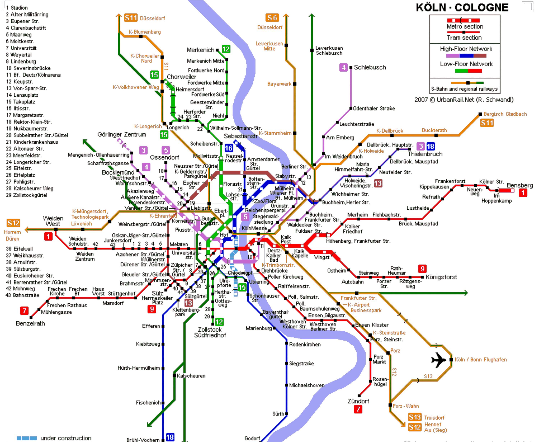 Karta Kelna
