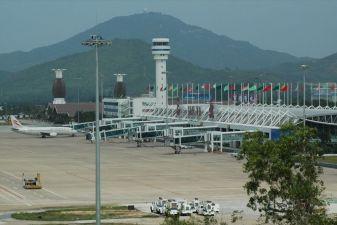 Вид на аэропорт Феникс