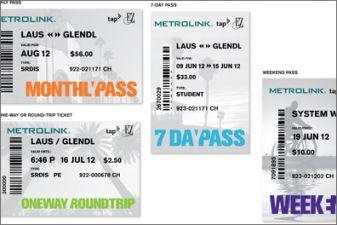 Билеты на транспорт в Лос-Анджелесе