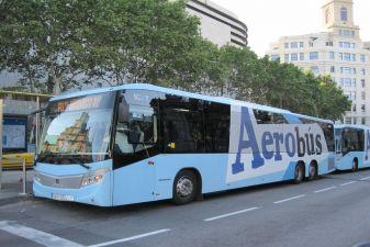 Барселона фото– Автобус