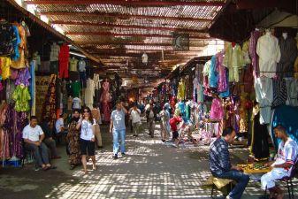 Рынок в Касабланке