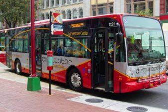 Автобусы в Вашингтоне