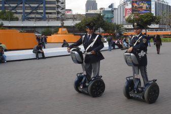 Полиция в столице