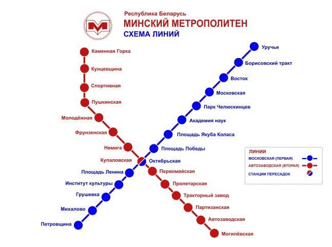 Ты молодец.  Для тех, кто приедет на поезде на железнодорожный вокзал, даём схему метро.