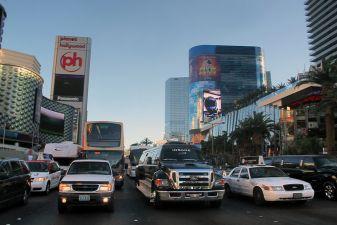 Las Vegas Blvd в г. Лас-Вегас