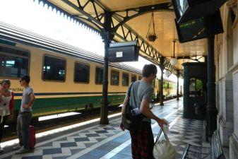 Ж/д вокзал в Катании, Сицилия